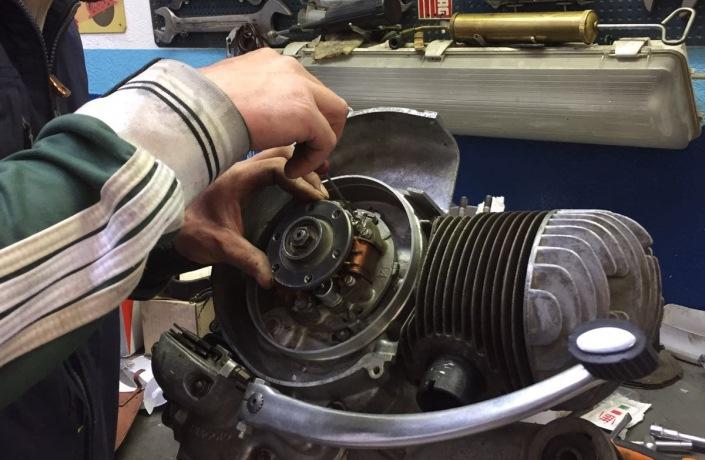 Moto Officina Rancilio - Riparazione motocicli di qualsiasi tipologia